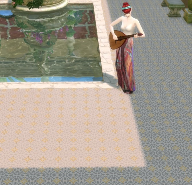 6 Historic Floor Tiles By Velouriah At Mod The Sims 187 Sims