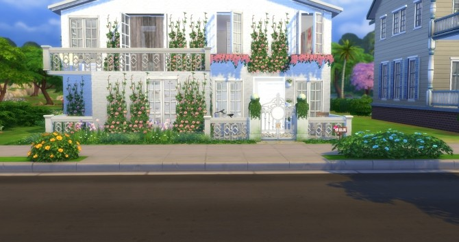 Retro House at Lily Sims image 956 670x353 Sims 4 Updates
