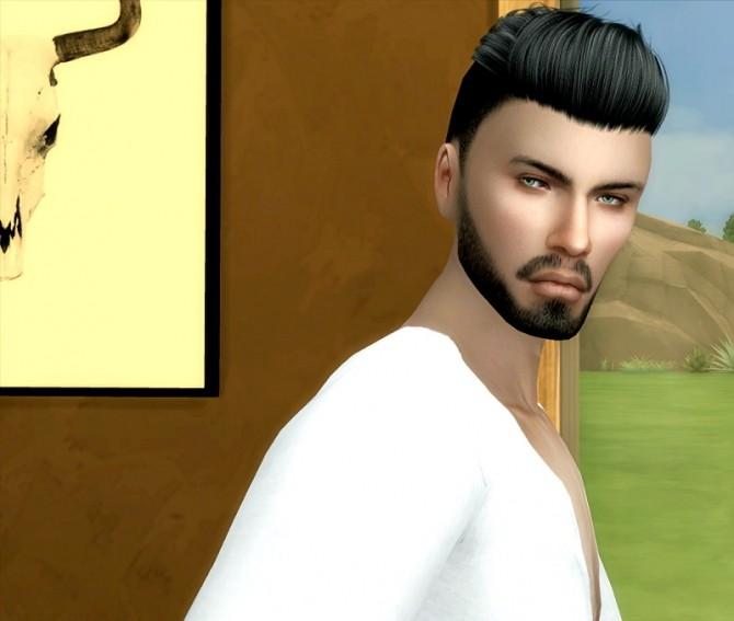Sims 4 Santiago at Oopsie's Sims