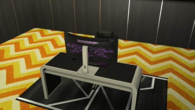 Sims 4 Unbreakable Computer by Dexmach1 at Mod The Sims