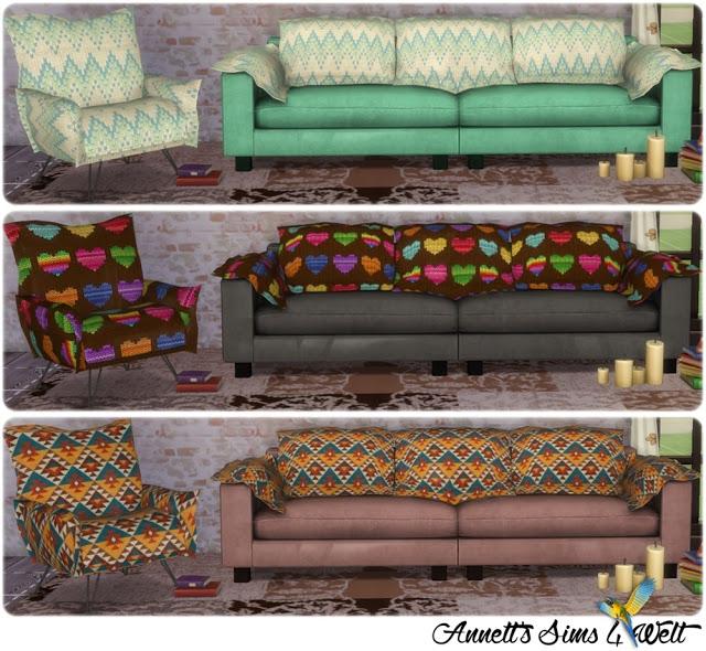 Ts4 Conversion Sofa Armchair Sel