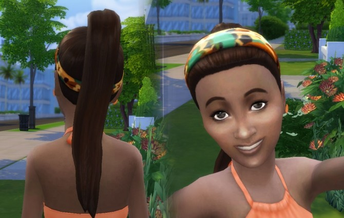 Headband Hair for Girls at My Stuff image 1083 670x425 Sims 4 Updates