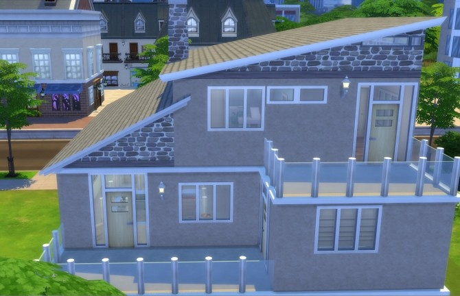 Sims 4 Dollars and Sense home by Ciablue at Mod The Sims