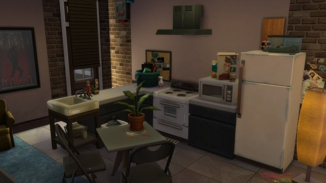 Your First Apartment at Jool's Simming image 11016 670x377 Sims 4 Updates