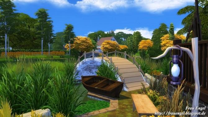 Sims 4 Moose Lake house by Julia Engel at Frau Engel