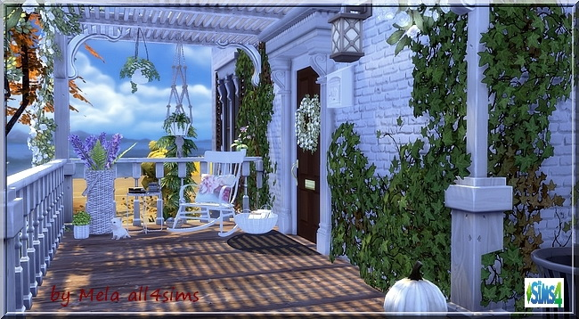 Herbst Cottage by Mela at All 4 Sims image 11110 Sims 4 Updates