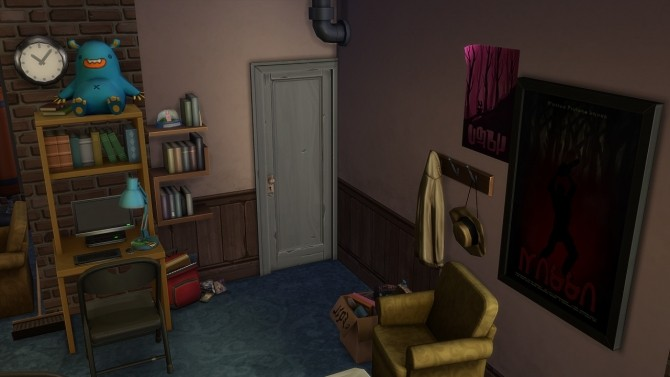 Your First Apartment at Jool's Simming image 11116 670x377 Sims 4 Updates