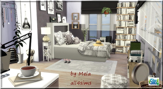 Herbst Cottage by Mela at All 4 Sims image 1134 Sims 4 Updates
