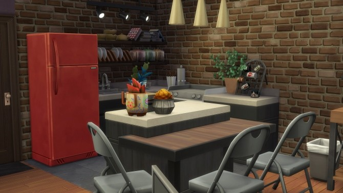 Sims 4 Lovingly Cluttered Studio at Jool's Simming
