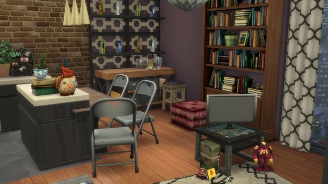 Lovingly Cluttered Studio at Jool's Simming image 11510 670x377 Sims 4 Updates