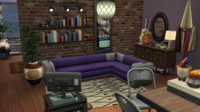 Lovingly Cluttered Studio at Jool's Simming image 11610 670x377 Sims 4 Updates