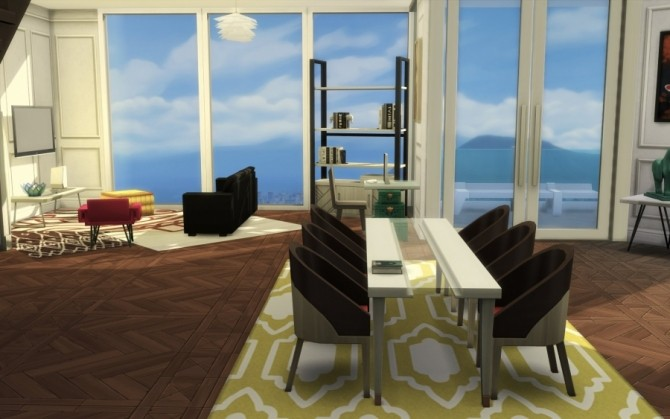Sims 4 House Relooking by Bloup at Sims Artists