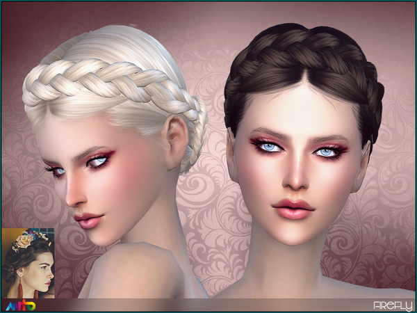 Firefly Hair by Anto at TSR image 1190 Sims 4 Updates