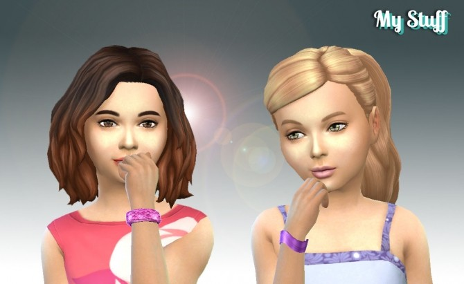 Bracelets for Girls at My Stuff image 1196 670x411 Sims 4 Updates