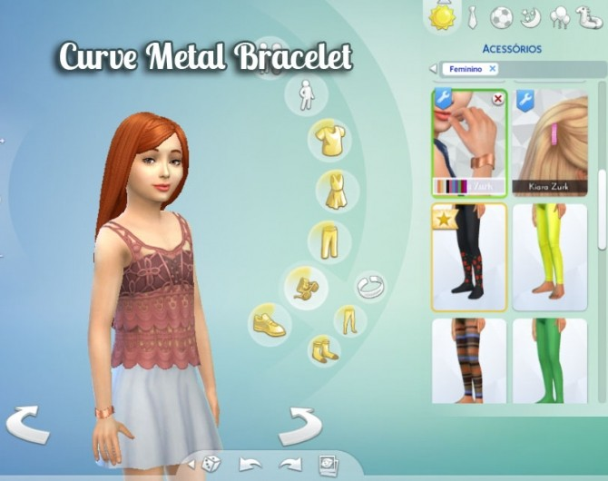 Bracelets for Girls at My Stuff image 12112 670x530 Sims 4 Updates