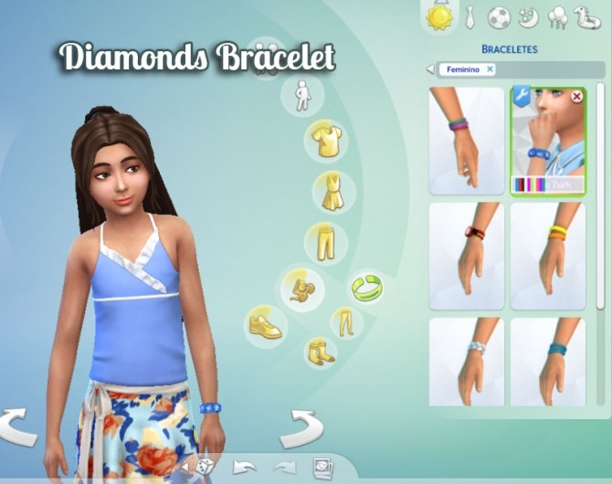 Bracelets for Girls at My Stuff image 1228 670x530 Sims 4 Updates