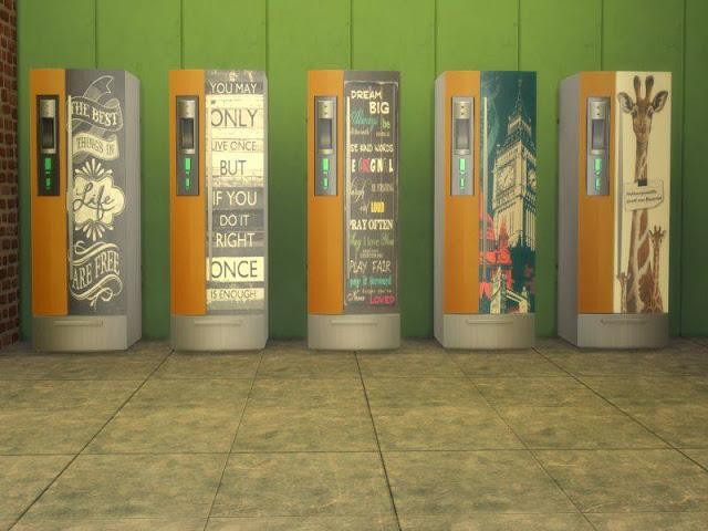 Fridge Part 1 at Annett's Sims 4 Welt image 12810 Sims 4 Updates