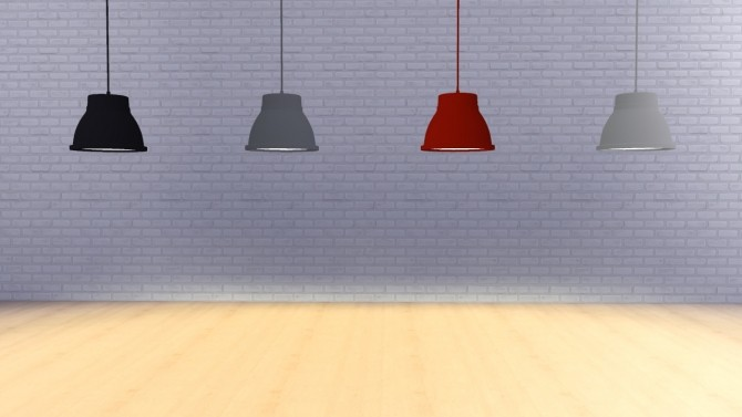 Pendant Lamp Update (Pay) at Meinkatz Creations image 1371 670x377 Sims 4 Updates