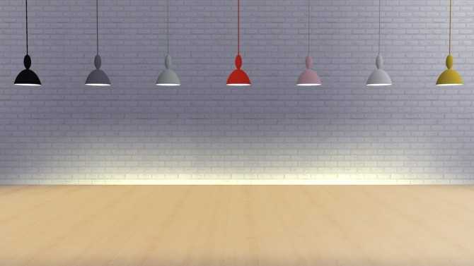 Pendant Lamp Update (Pay) at Meinkatz Creations image 1414 670x377 Sims 4 Updates