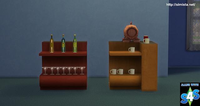 Decoholic Modular Bar at Simista image 1436 Sims 4 Updates