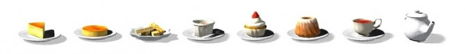 DESSERT SET A at Dominationkid image 1704 670x79 Sims 4 Updates