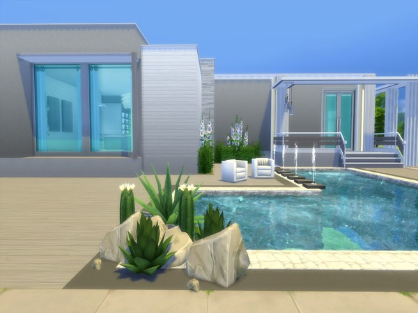Modern Nioma by Suzz86 at TSR image 1720 Sims 4 Updates