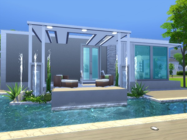 Modern Nioma by Suzz86 at TSR image 1820 Sims 4 Updates