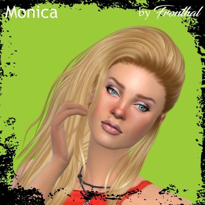 Sims 4 4 models a001 at Fronthal