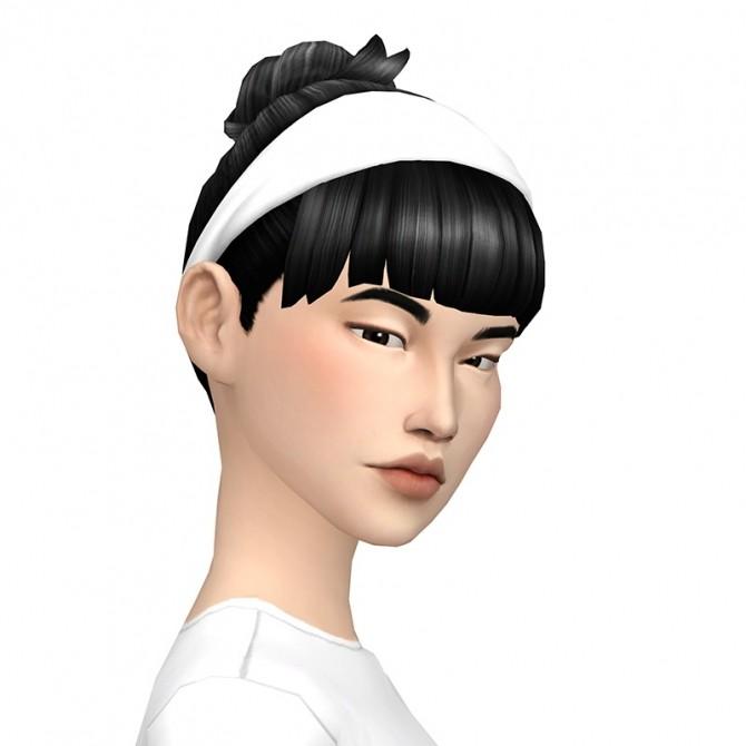 Base game eyebrows at Deeliteful Simmer image 1883 670x670 Sims 4 Updates