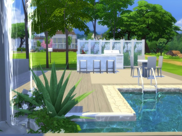 Modern Nioma by Suzz86 at TSR image 1920 Sims 4 Updates