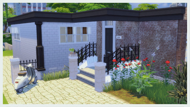 Harmony House at Dinha Gamer image 1921 Sims 4 Updates