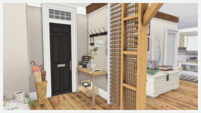 Harmony House at Dinha Gamer image 1941 Sims 4 Updates