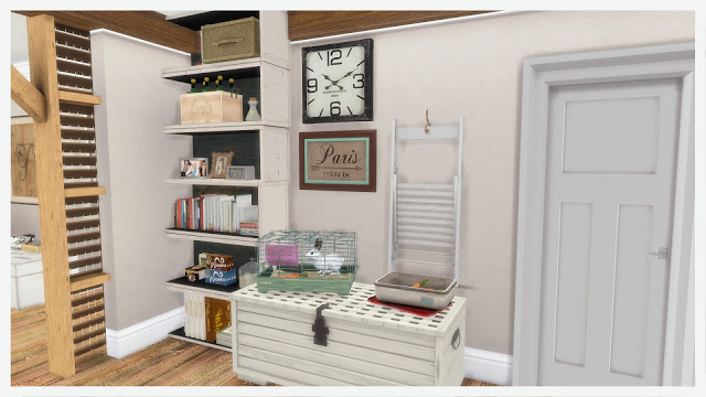 Harmony House at Dinha Gamer image 1951 Sims 4 Updates