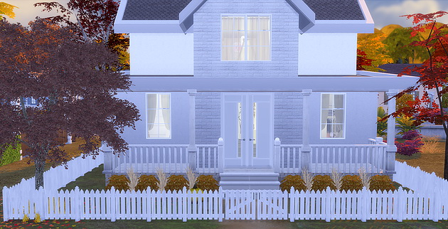 Harmony House at Caeley Sims image 1953 Sims 4 Updates