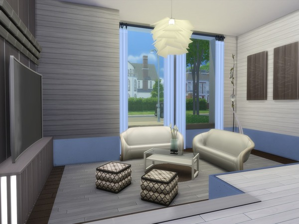 Modern Nioma by Suzz86 at TSR image 2020 Sims 4 Updates