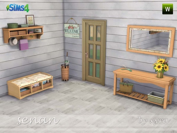 Senan set hall by xyra33 at TSR image 2117 Sims 4 Updates