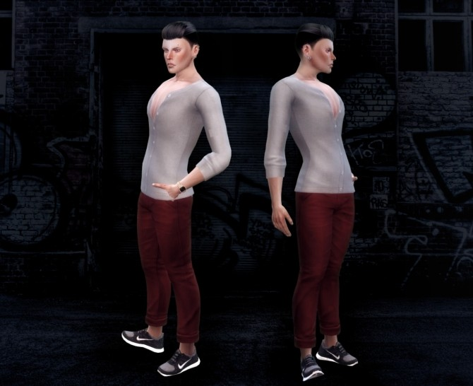 Male poses at Cloe Sims image 2183 670x546 Sims 4 Updates