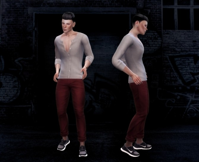 Male poses at Cloe Sims image 2192 670x546 Sims 4 Updates