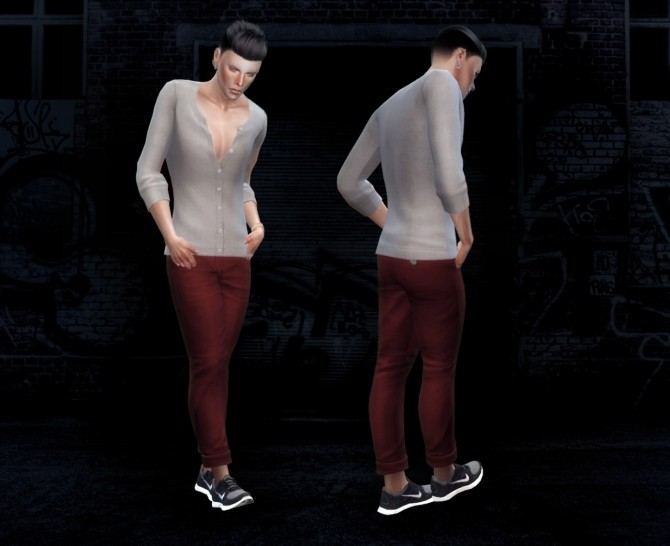 Male poses at Cloe Sims image 2203 670x546 Sims 4 Updates
