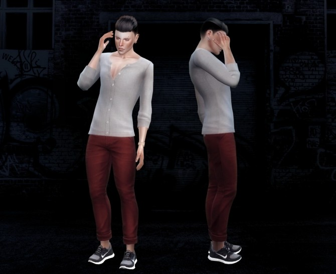 Male poses at Cloe Sims image 22111 670x546 Sims 4 Updates