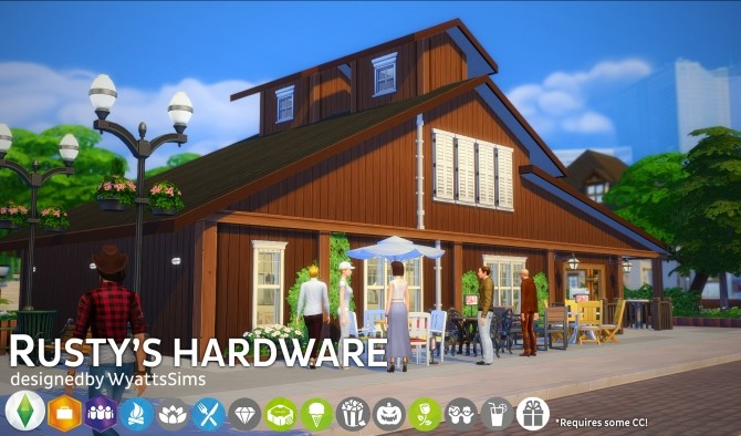 Rustys Hardware by WyattsSims at SimsWorkshop image 2215 670x394 Sims 4 Updates