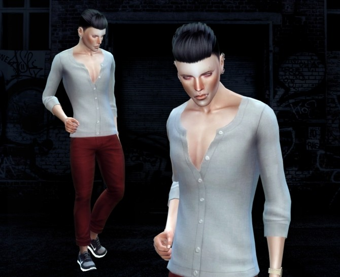 Male poses at Cloe Sims image 2223 670x546 Sims 4 Updates