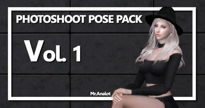 PHOTO SHOOT Vol.1 posepack at Mr.Analot image 228 670x353 Sims 4 Updates