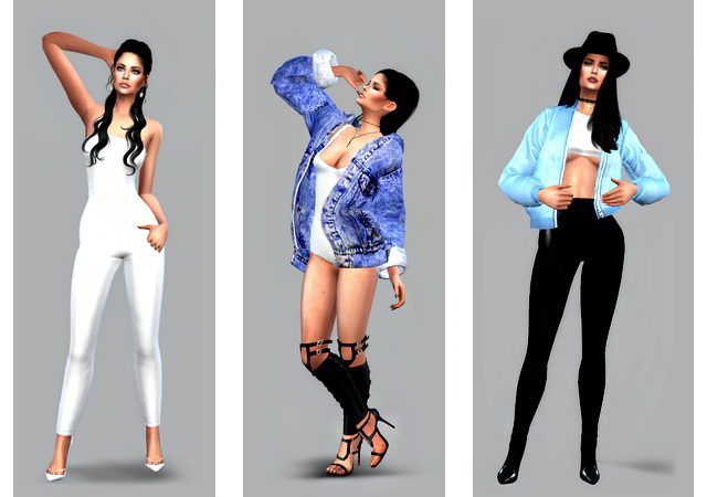 Sims 4 Pose Pack Fashionable image at Angissi