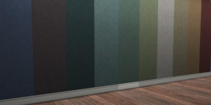 Topographical Wallpaper at Baufive – b5Studio image 2471 670x335 Sims 4 Updates