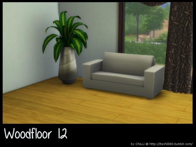 Sims 4 Woodfloor 12 at ChiLLis Sims