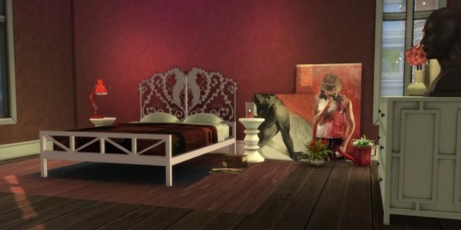 Topographical Wallpaper at Baufive – b5Studio image 2491 670x334 Sims 4 Updates