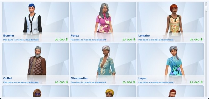 Sims 4 No Culling mod by Neia at Mod The Sims