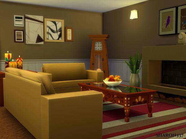 Sims 4 The Clara house by sharon337 at TSR