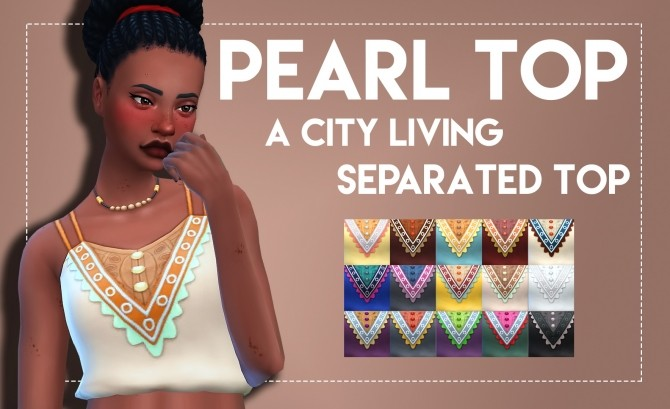 Pearl City Living Separated Top by Weepingsimmer at SimsWorkshop image 2815 670x409 Sims 4 Updates